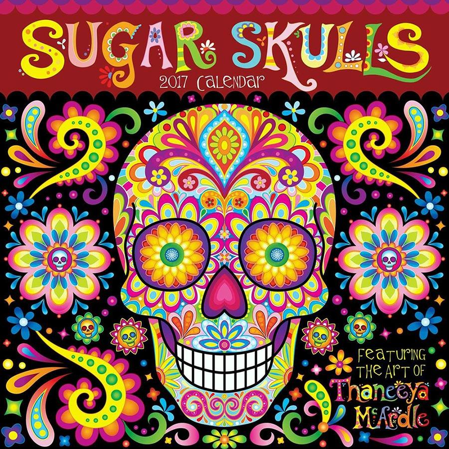 sugar skull coloring pages thaneeya - photo#32