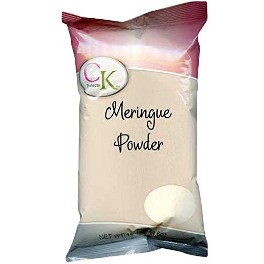 Meringue Powder for Sugar Skulls