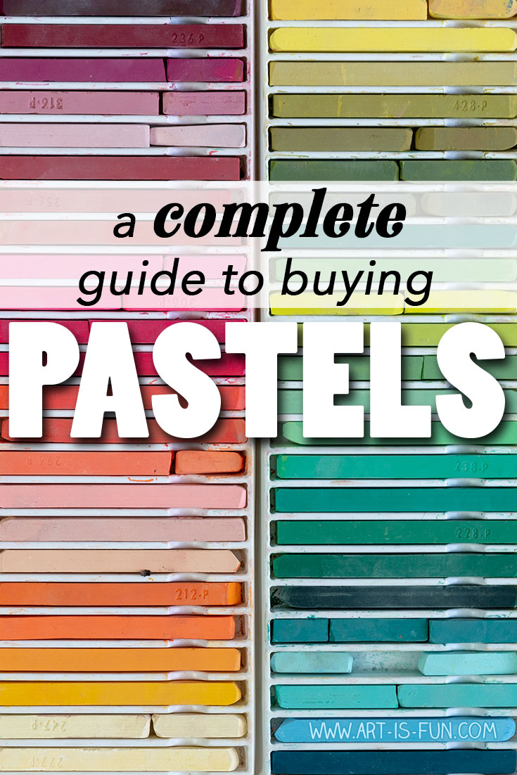 A Complete Guide to Buying Pastels