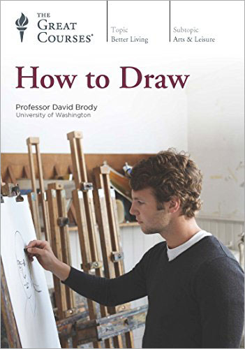 How to Draw Course by The Great Courses Plus