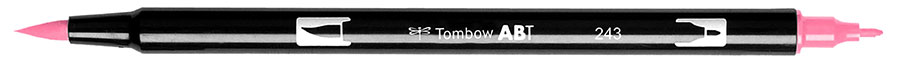 Tombow刷笔上色万博体育2018版