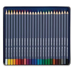 Faber-Castell Goldfaber Aqua水彩铅笔