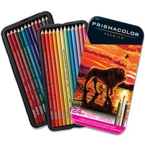 Prismacolor Premier软芯彩色铅笔