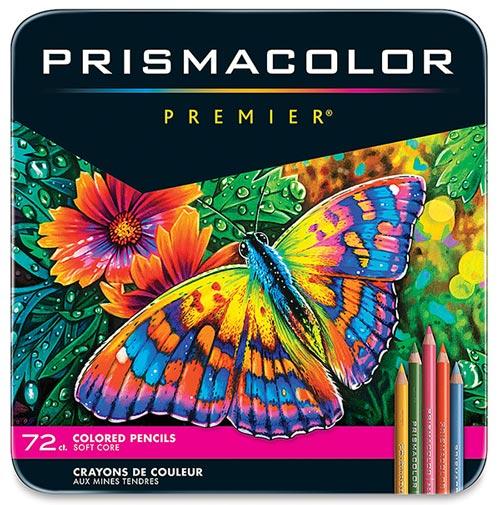 Prismacolor Premier 72彩色铅笔套