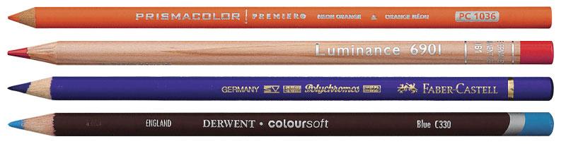 最好的彩色铅笔品牌