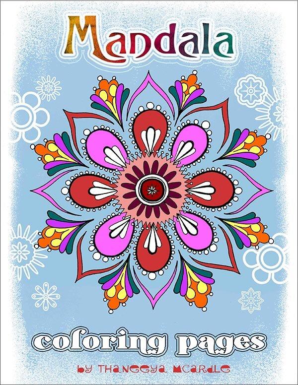 Mandala Coloring Pages — Art is Fun