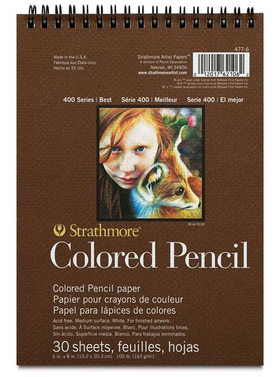 Strachmore彩色铅笔垫