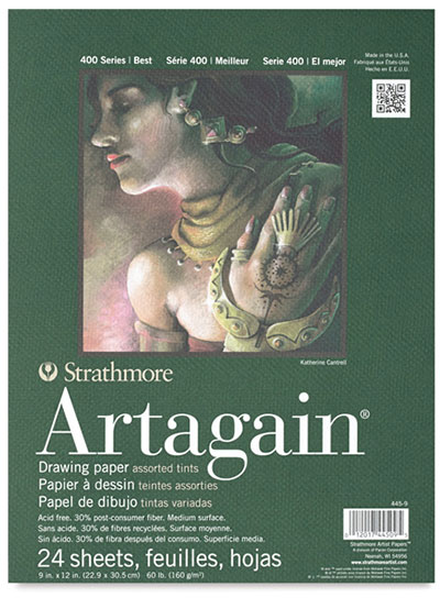 Strathmore Artagain纸垫