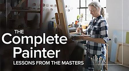 伟大的课程加上的完整画家课程