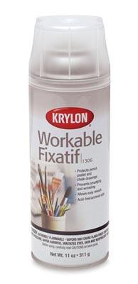 Krylon可行的哑光丝绸