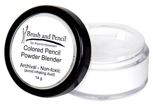 彩色铅笔粉搅拌机