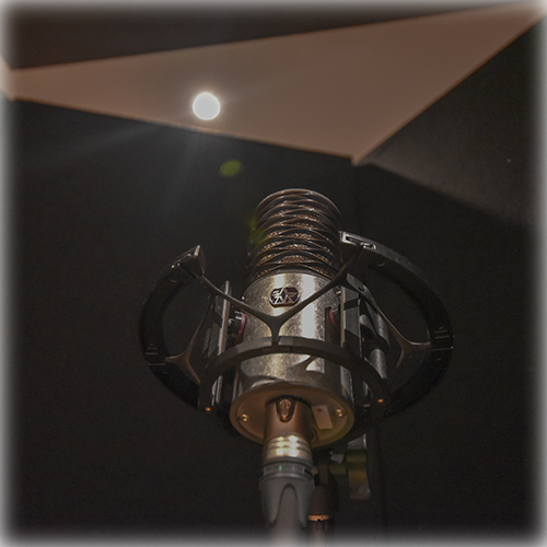 Singers and vocalists will feel comfortable recording vocals in the isolation booth!