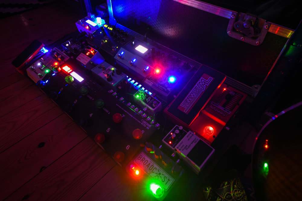 Benni-Dumville-Guitar-Recording-Pedalboard-Effects-Pedals-Band-Album-EP-Production-Microphone-Producer-Studio.jpg