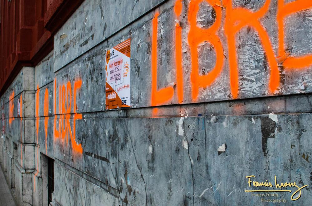 San Sebastian Grafitti