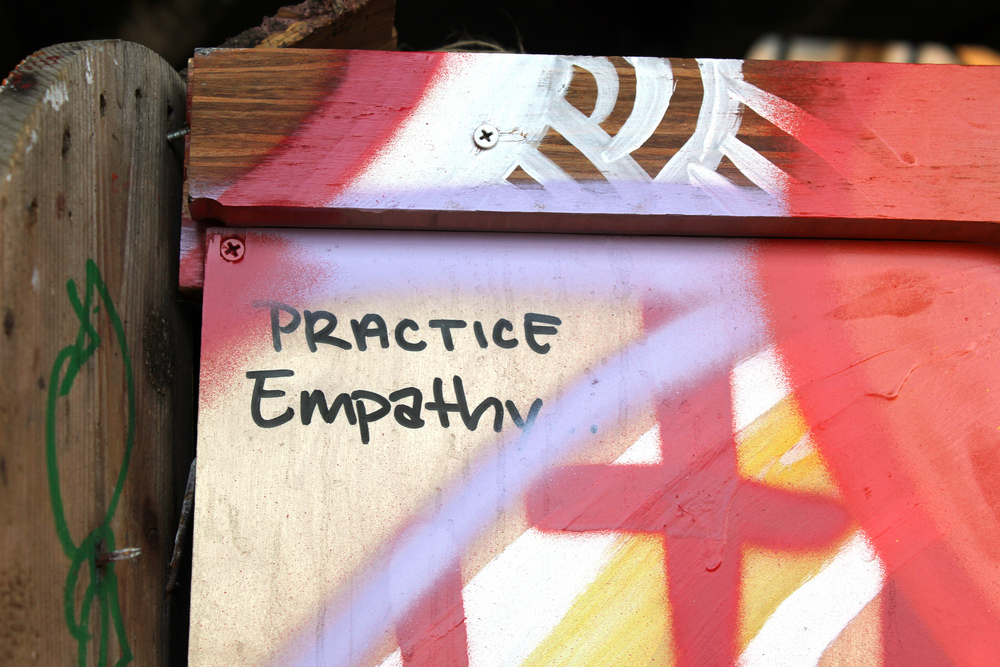 Practice Empathy by Quinn Dombrowski - Flickr (Creative Commons)