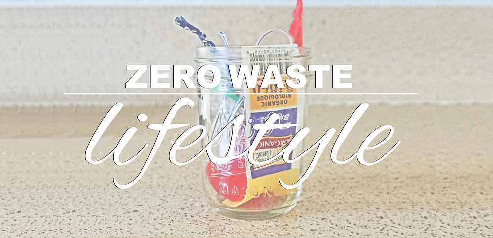 Zero waste lifestyle tips from www.goingzerowaste.com