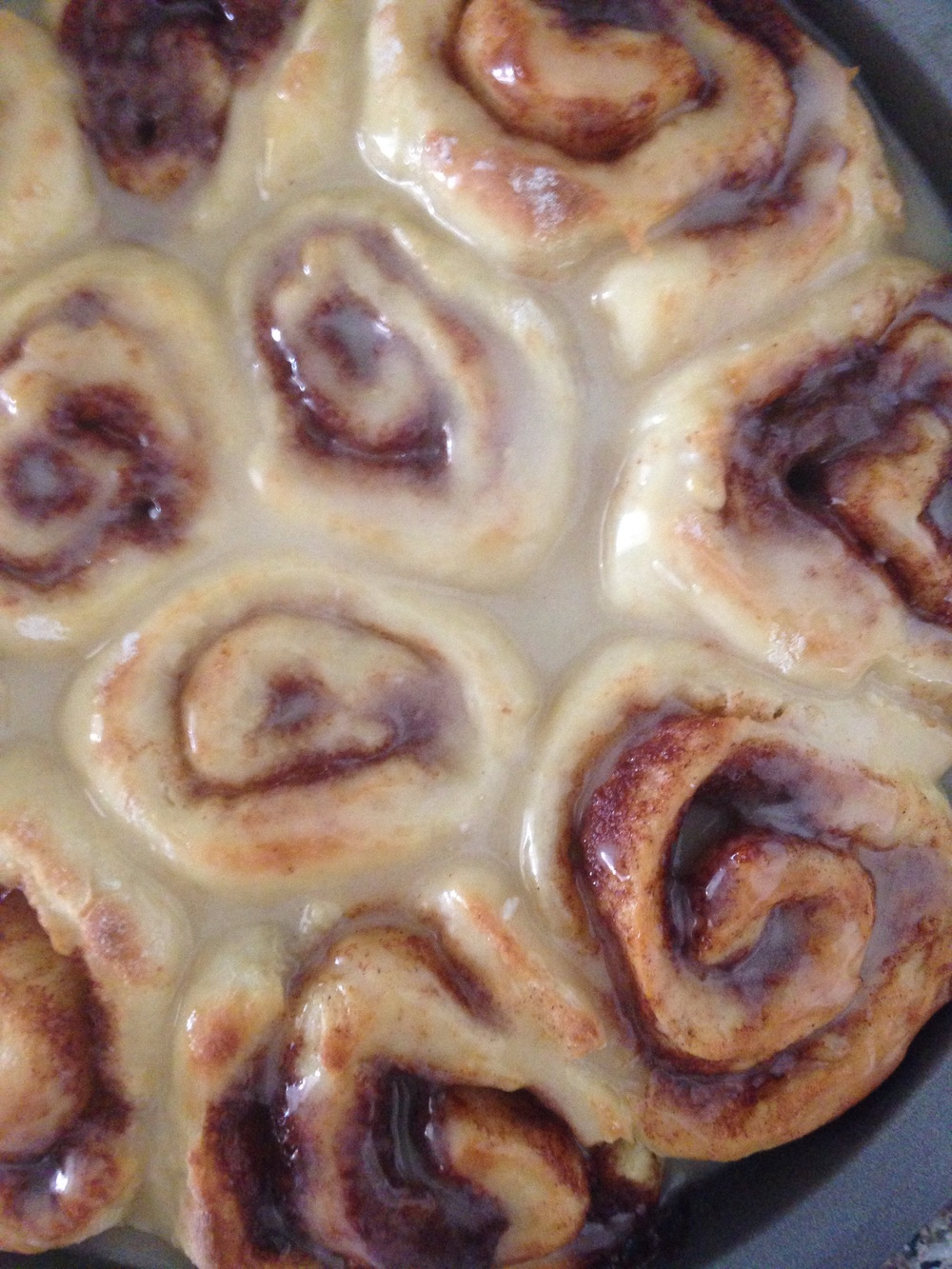 Vegan, Zero Waste, cinnamon rolls from www.goingzerowaste.com