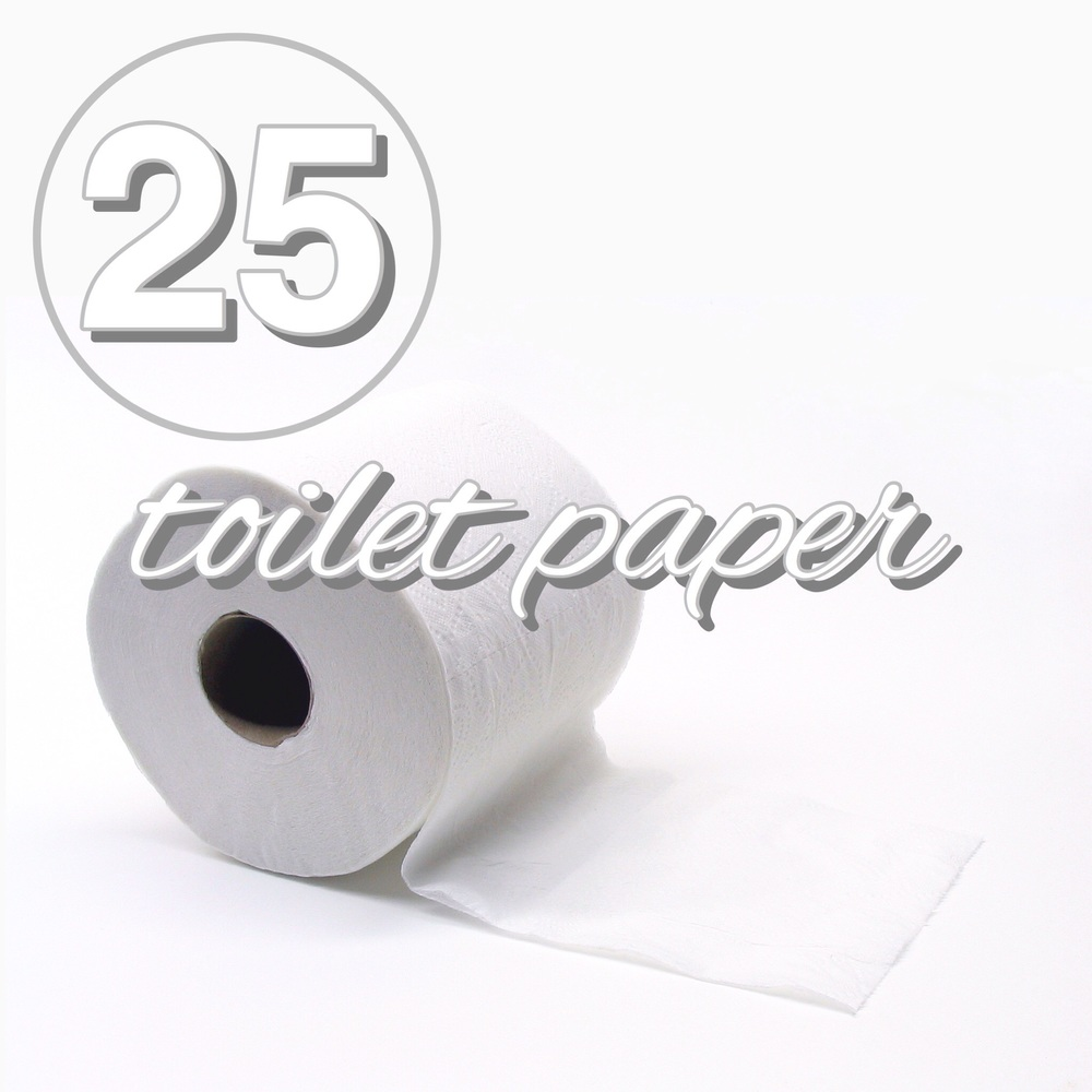 Zero Waste Challenge Day 25: Toilet Paper - Going Zero Waste