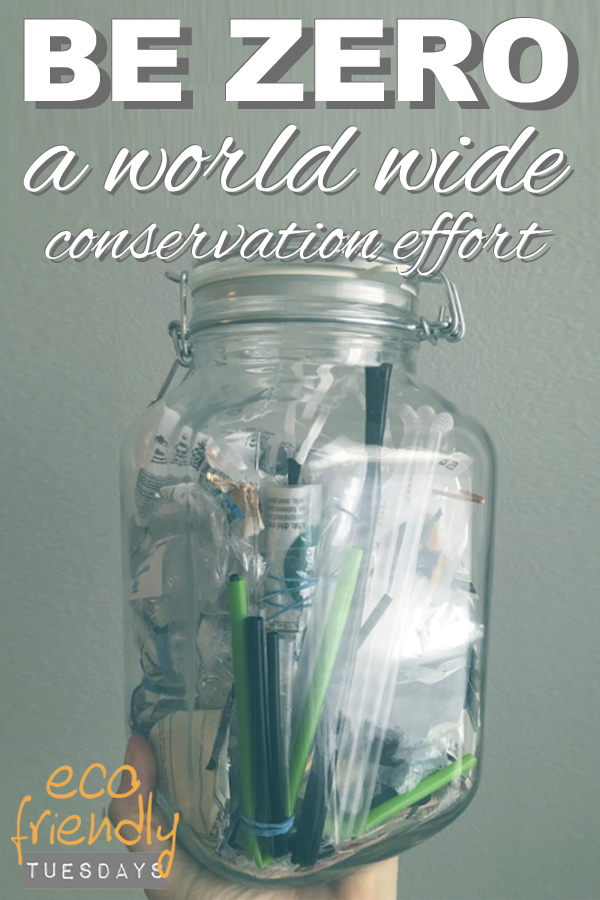 An interview with Be Zero a non-profit organization focusing on a world wide conservation effort with www.goingzerowaste.com