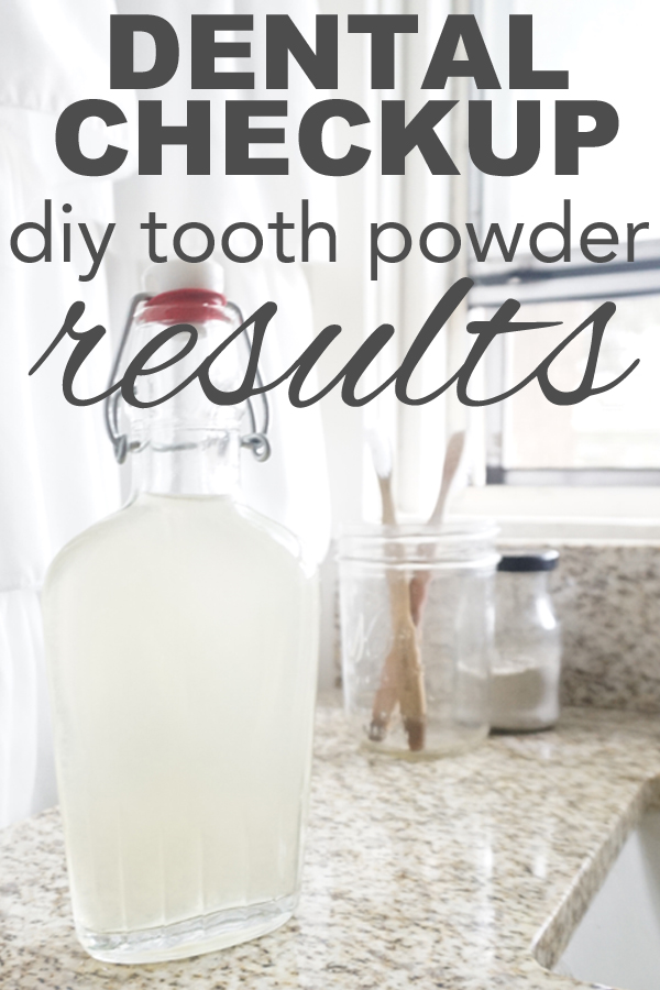 Does a DIY oral hygiene routine work as well as the store bought stuff? After a year of using homemade, zero waste mouthwash, toothpowder, and water piking, find out the results.....