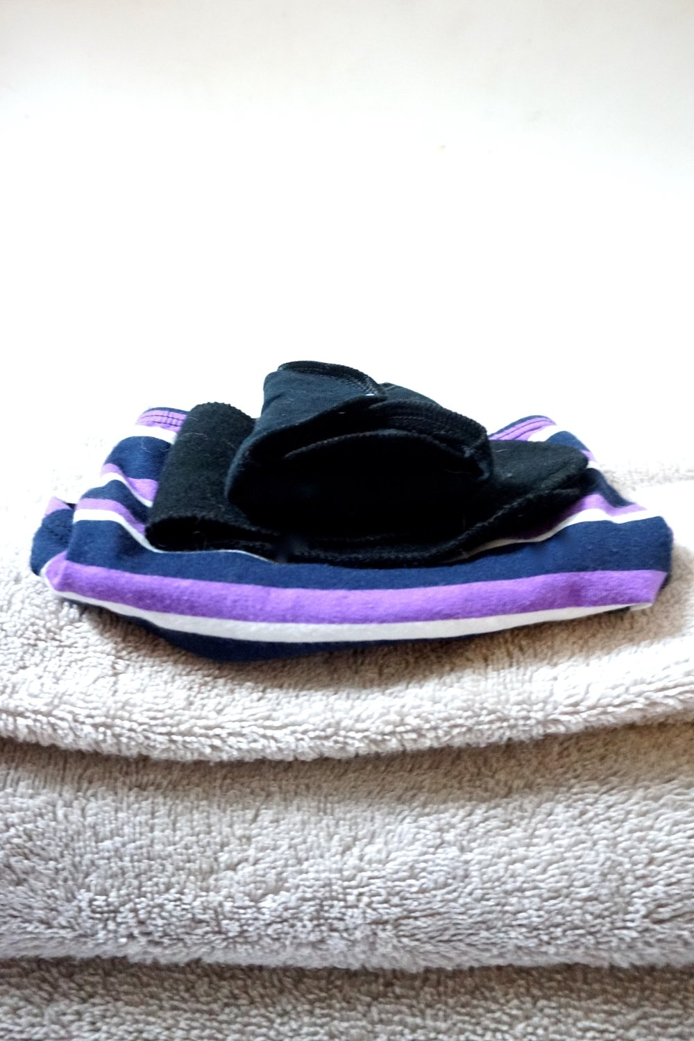 Have an eco-friendly, zero waste period by switching to cloth pads or period panties. It's better for the environment, your health, and it's super frugal! Learn more about this zero waste menstruation option at www.goingzerowaste.com