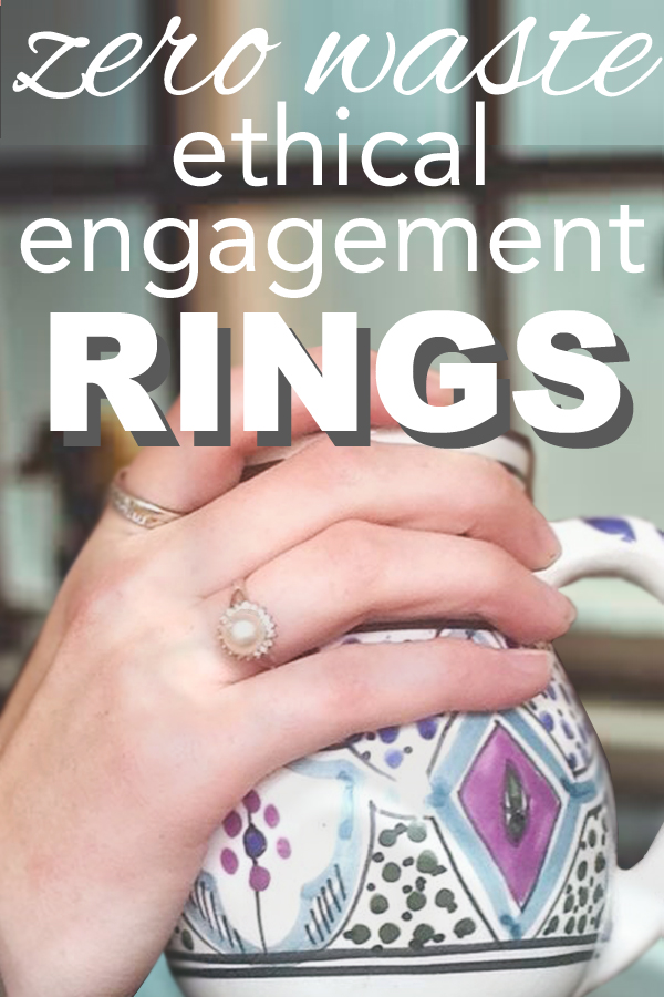How do you find an ethical engagement ring? Is there such a thing as a zero waste ring? Find out more from www.goingzerowaste.com