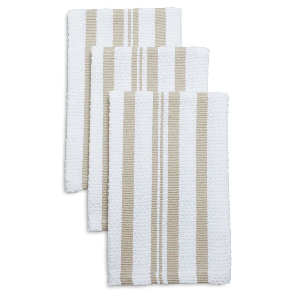 These are the best dishcloths that I've found! They actually do a great job of absorbing water, and they clean really well! I've found dishcloths that do one or the other, but these are both.
