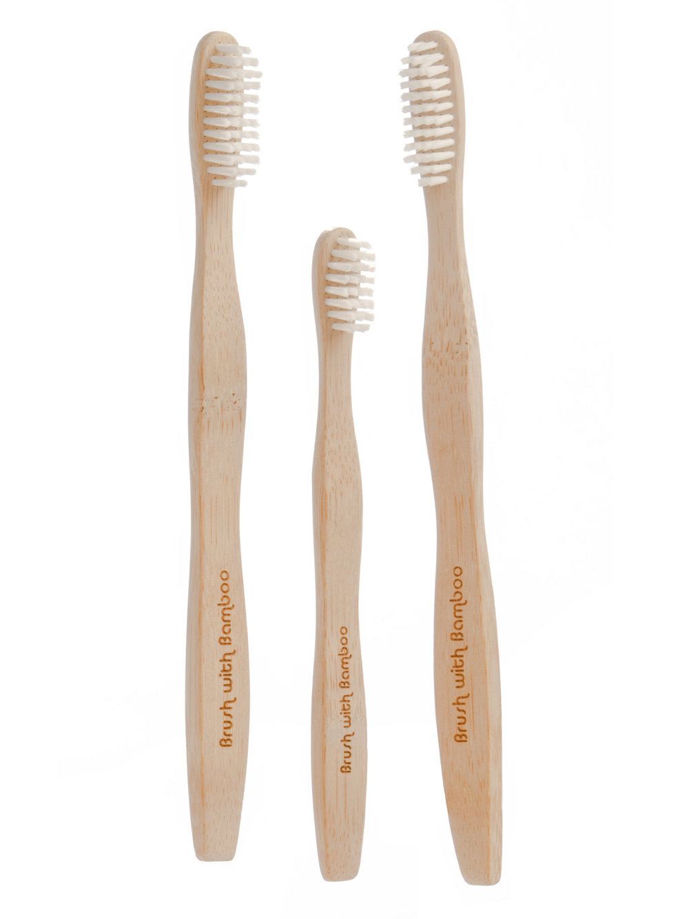 My favorite  bamboo toothbrush .  Brush with Bamboo is an awesome company. I had the please of being in one of their  commercials . Also, check out my recipe for  toothpowder.