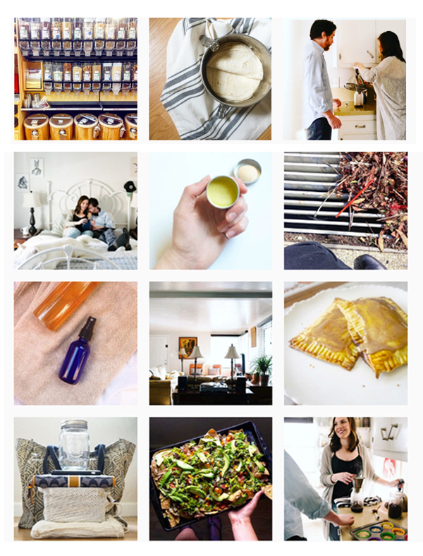 My favorite zero waste bloggers on instagram from www.goingzerowaste.com