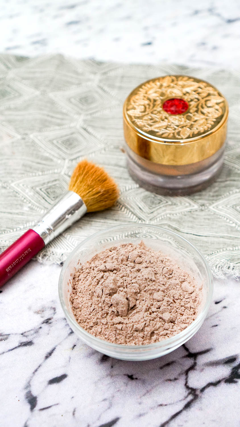 #DIY #Homemade #Zerowaste #makeup #powder #foundation from www.goingzerowaste.com
