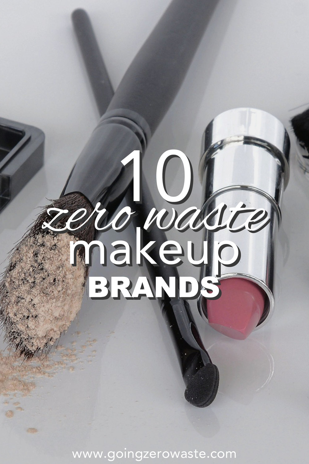 10 zero waste makeup brands from www.goingzerowaste.com
