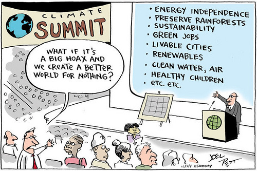 Joel Pett cartoon for USA Toda