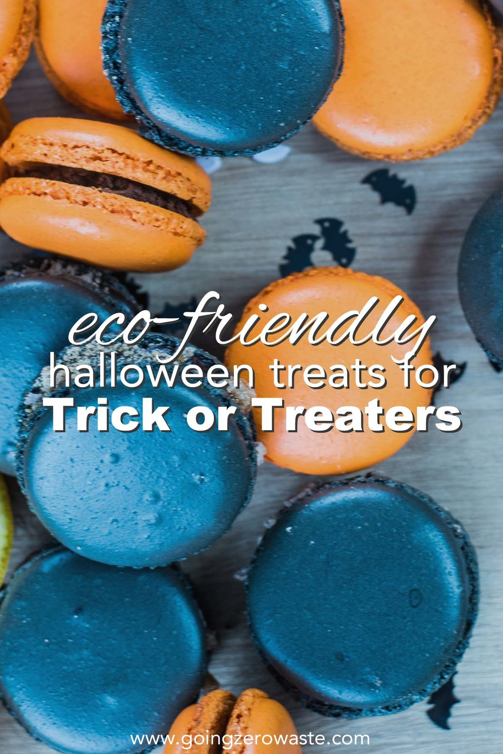 Eco-Friendly Halloween Treats for Trick or Treaters #Halloween #Ecofriendly #GoGreen #TrickorTreat #HealthyHalloween