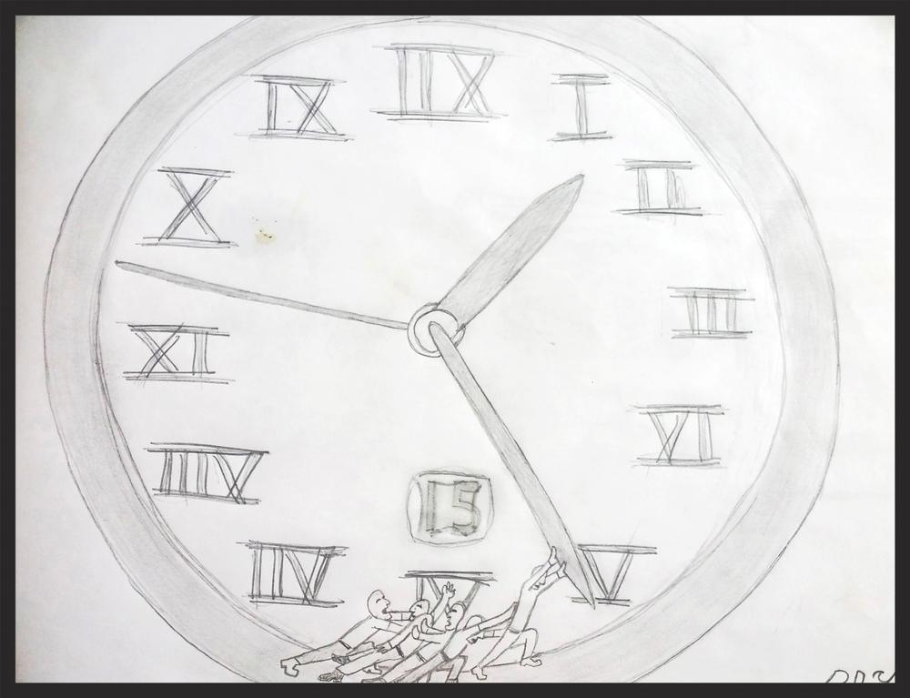 Turn Back the Clock - 2014