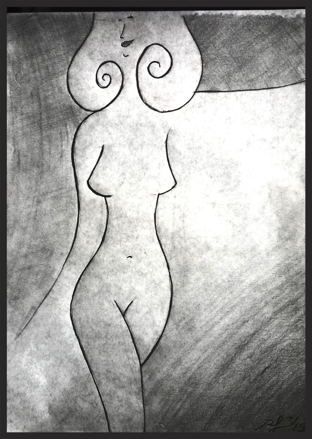Nude Stroll - 2015