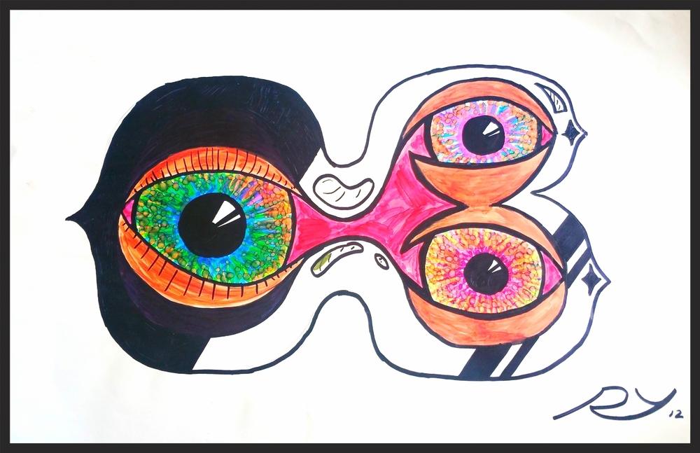 OB Eyes - 2012