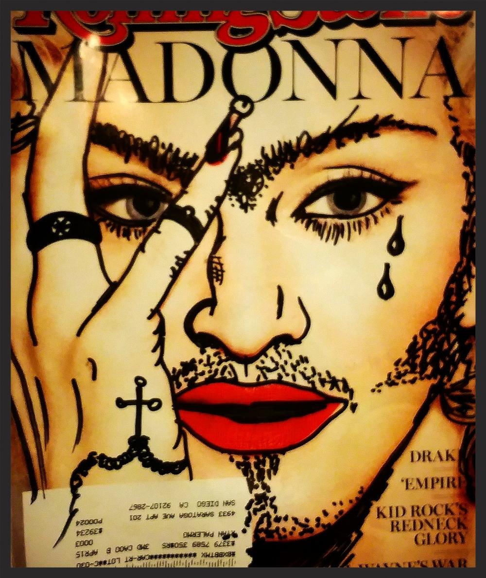 Madonna LOL - 2015