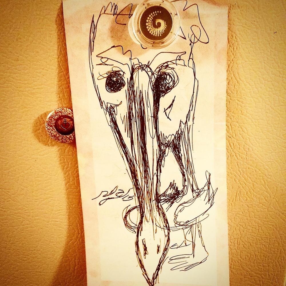Patrick the Pelican