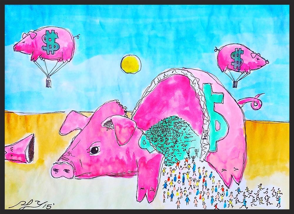 Piggy Bank 2015