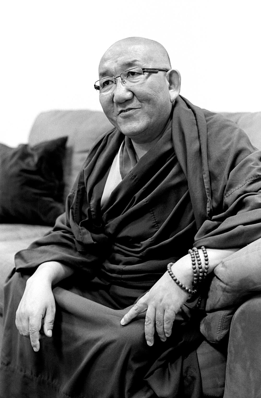 H.H. Ven. Arjia Rinpoche