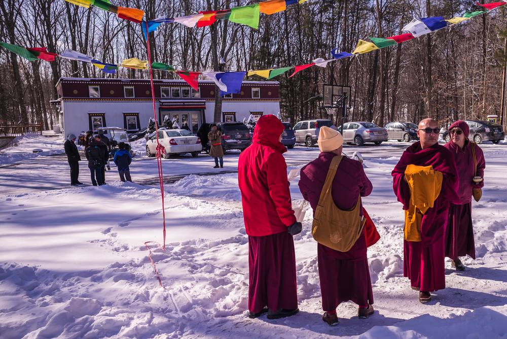 2-19-15:  Losar celebration