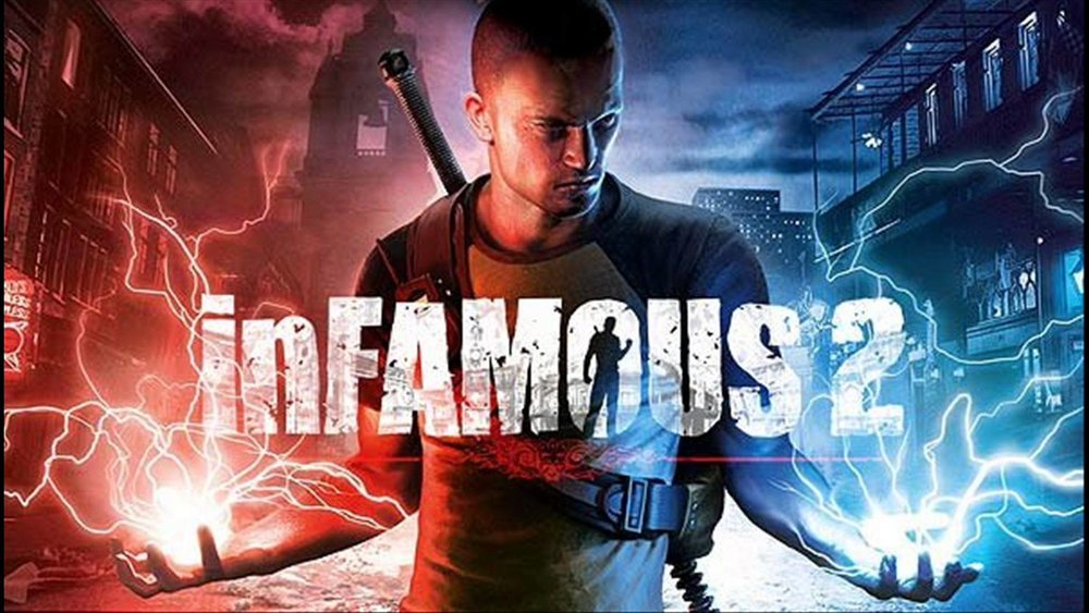 Infamous 2 - A playthrough of the good side of Infamous 2 and Festival of Blood.