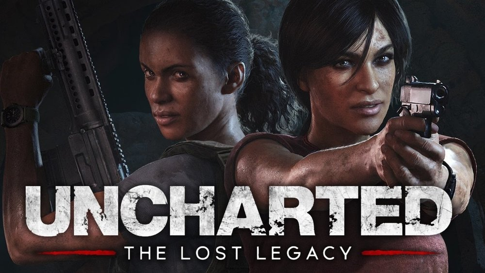 Uncharted Lost Legacy - A Let's Play of Uncharted Lost Legacy