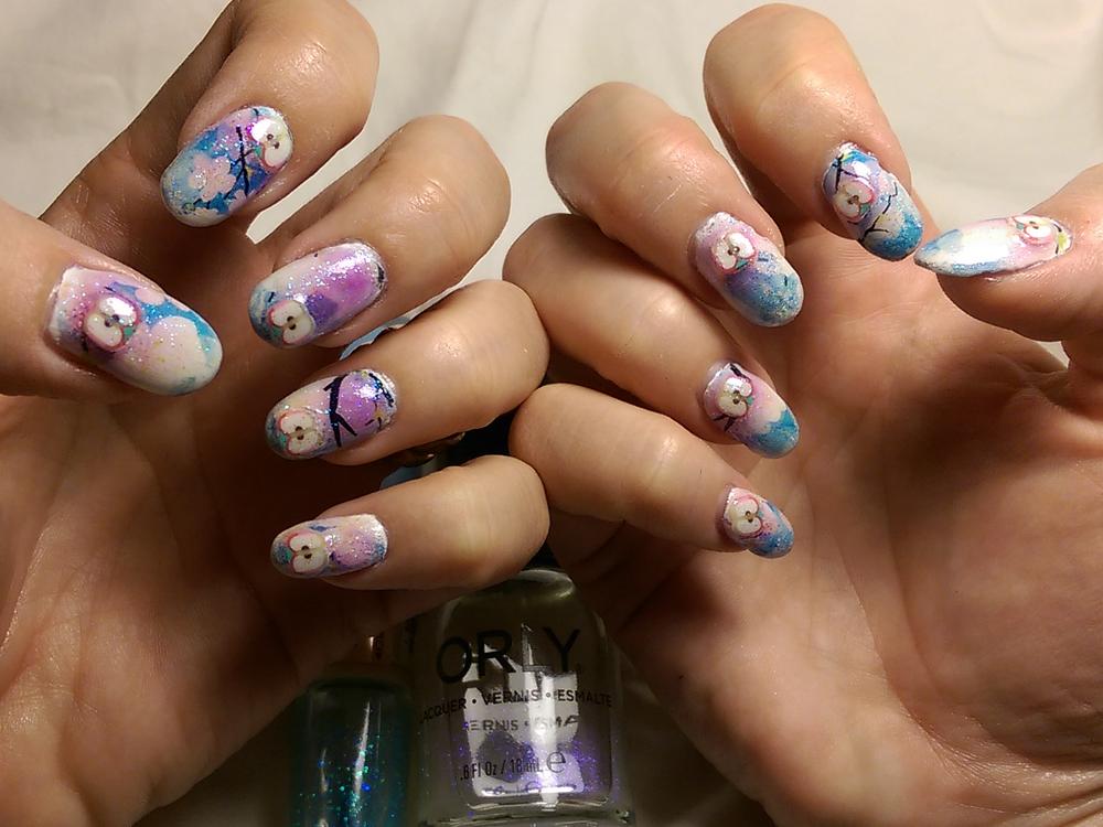 Sugar & Apple Blossoms