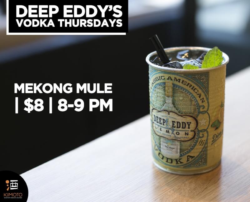 Mekong Mule Thursday