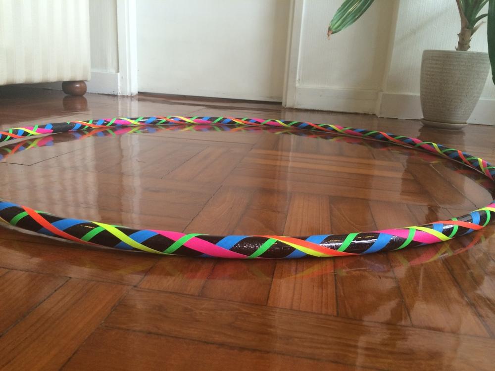 buy a hula hoop 購買呼啦圈