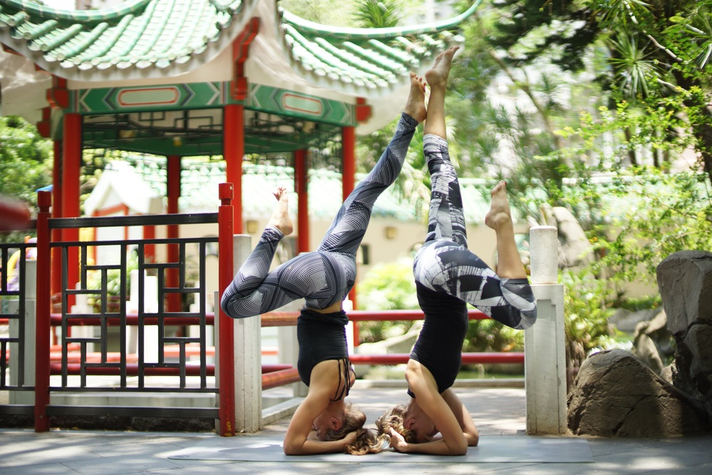 yoga hong kong 香港瑜珈