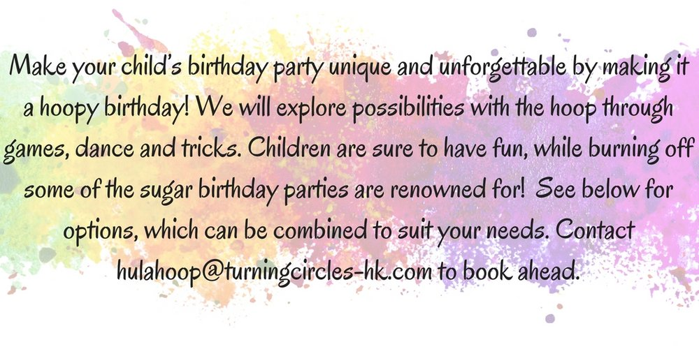 kids birthday party hong kong 香港小朋友生日派對