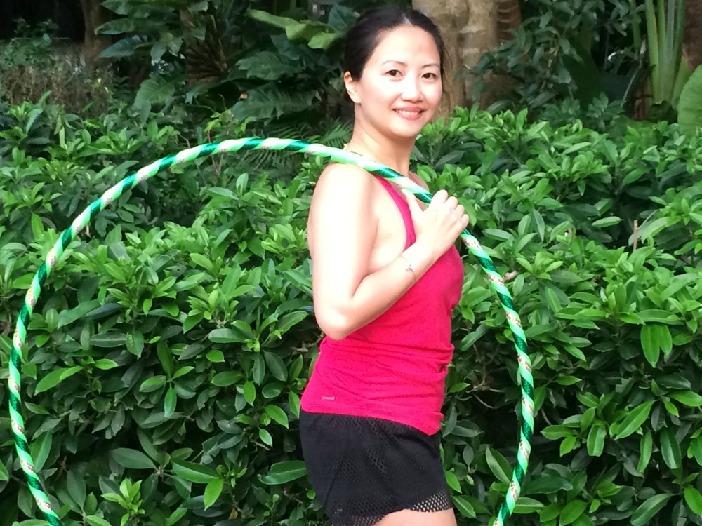 hula hoop class hong kong