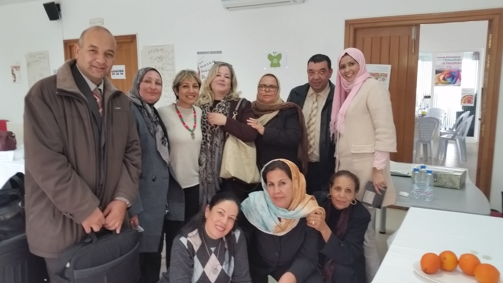 Tunisia: #ImamsForShe Convening, February 2016